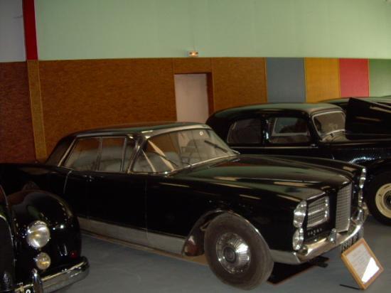 FACEL VEGA Excellence - Année 1959 -